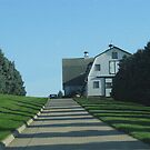 Driving to the Barn by Linda Miller Gesualdo
