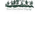 Forest Peak Retreat Logo by SHERYL DAWSON