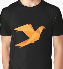 Origami Paper Art Graphic T-Shirt