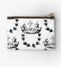 Crown Sketch Studio Pouch
