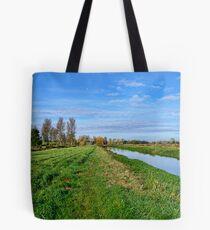 Norfolk Landscape UK Tote Bag