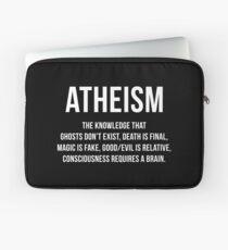 Atheism Laptop Sleeve