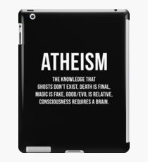 Atheism iPad Case/Skin