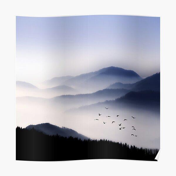 Voler au-dessus du brouillard Poster