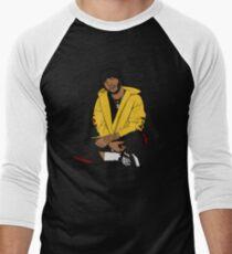 6LACK 6EAR Men's Baseball ¾ T-Shirt