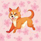 Shiba Inu von sophieeves90