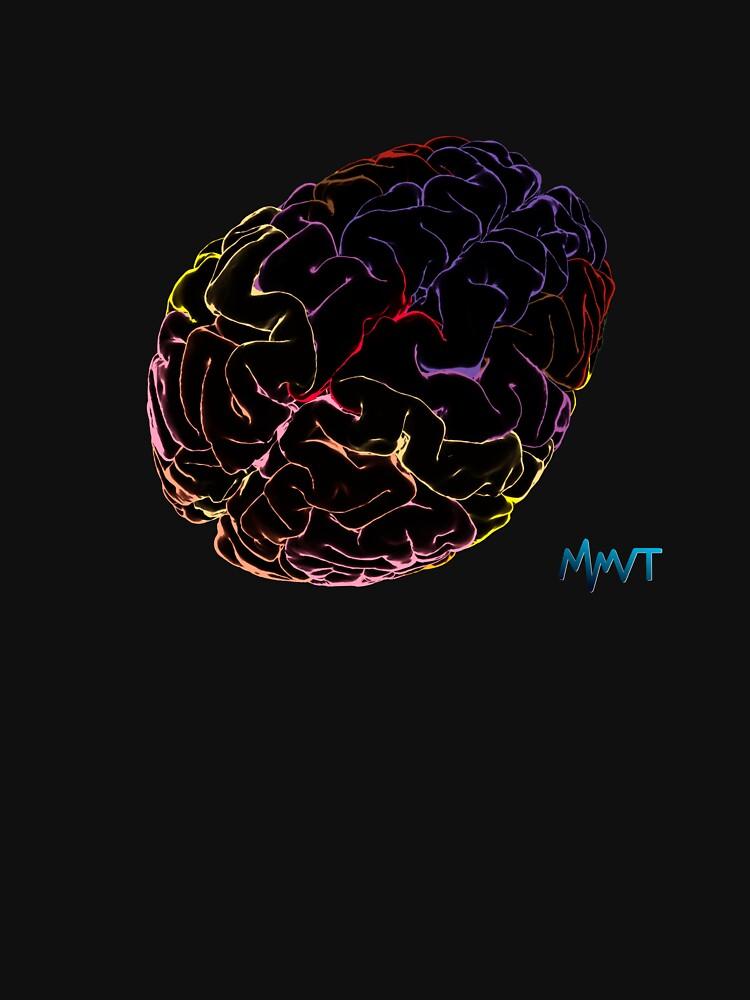 MMVT Labels Atlas by mmvt