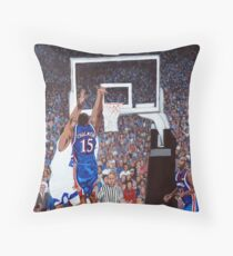 A Shot to Remember - 2008 National Champions Throw Pillow