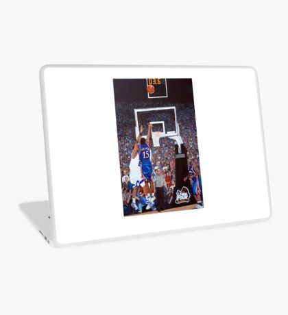 A Shot to Remember - 2008 National Champions Laptop Skin