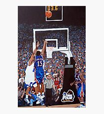 A Shot to Remember - 2008 National Champions Photographic Print