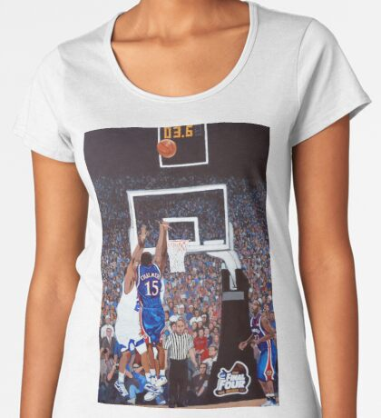 A Shot to Remember - 2008 National Champions Women's Premium T-Shirt