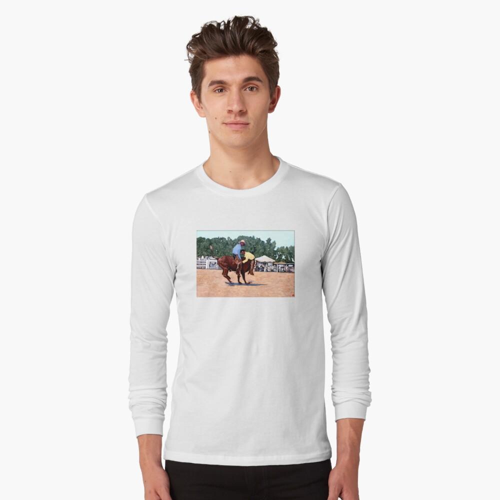Cowboy Conundrum Long Sleeve T-Shirt