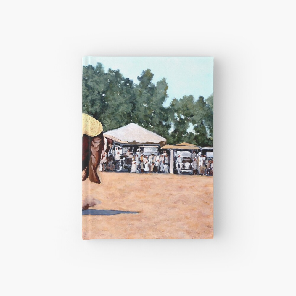 Cowboy Conundrum Hardcover Journal