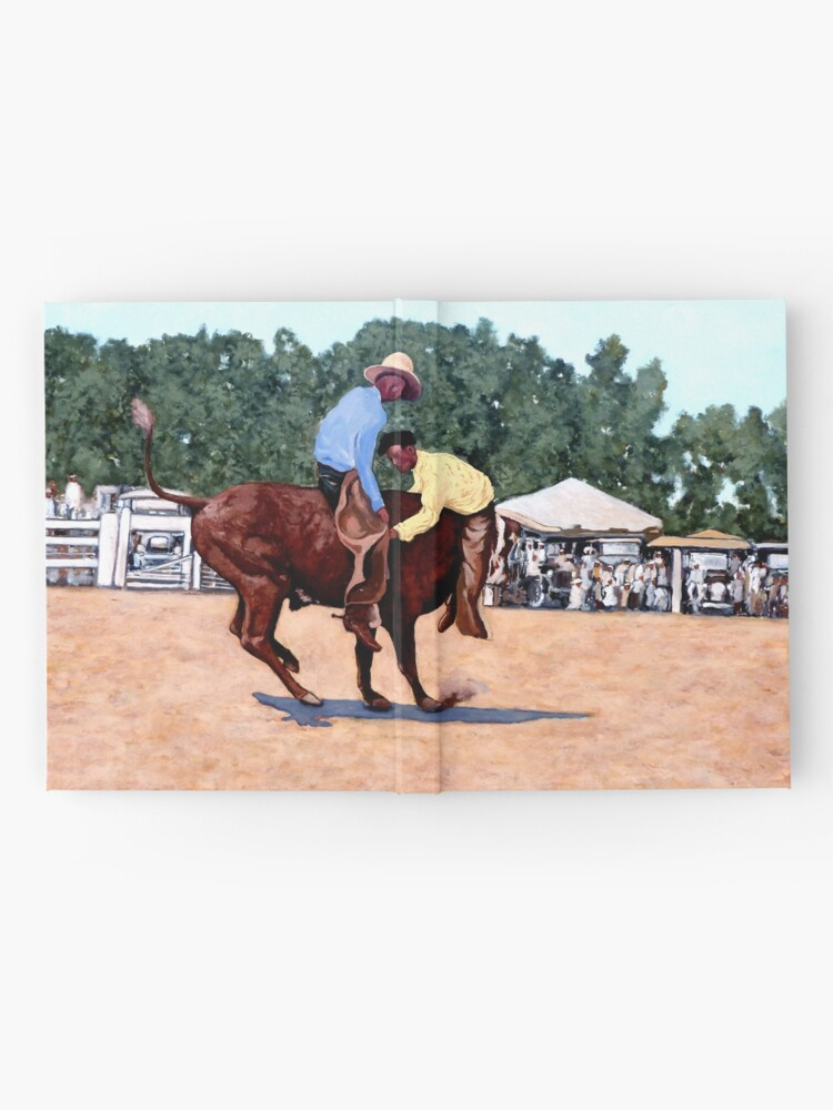 Alternate view of Cowboy Conundrum Hardcover Journal