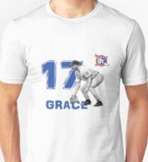 Chicago Cubs Mark Grace Unisex T-Shirt