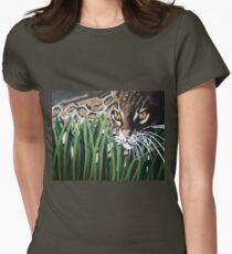 Ocelot  Women's Fitted T-Shirt