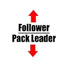 Follower | Pack Leader by Mark Salmon