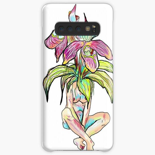 Flower Child Samsung Galaxy Snap Case
