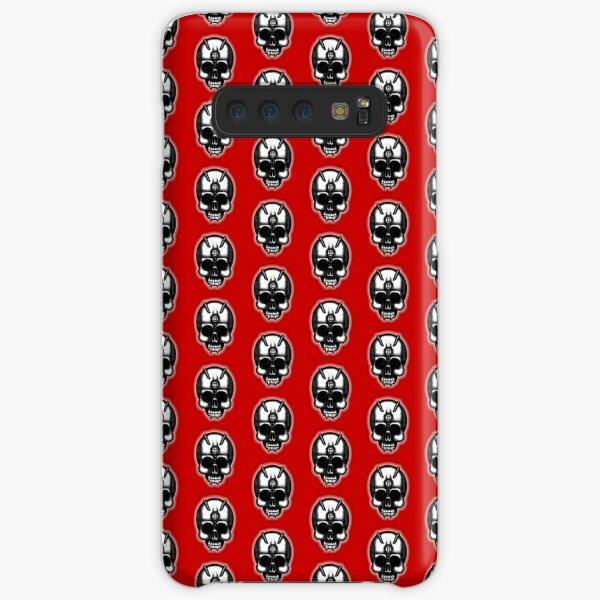 Errorface Skull Samsung Galaxy Snap Case