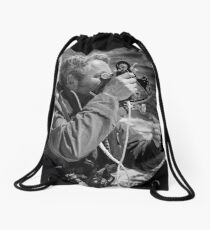 Navigating Drawstring Bag