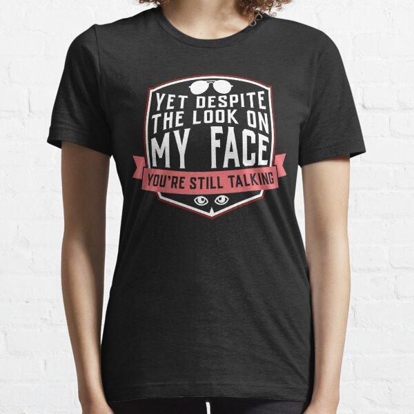 Lustige sarkastische T-Shirts Geschenke Essential T-Shirt