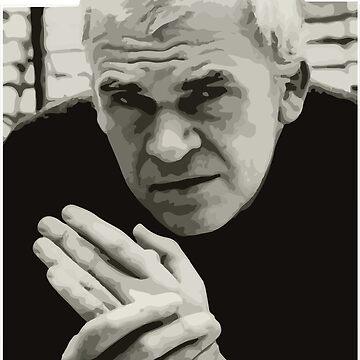 Milan Kundera by opngoo