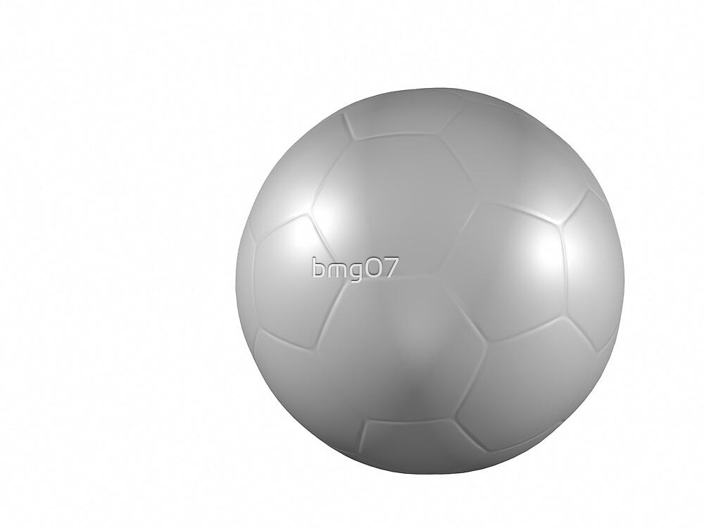 soccer ball by bmg07