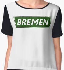 Bremen in the frame Chiffon Top