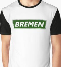 Bremen in the frame Graphic T-Shirt
