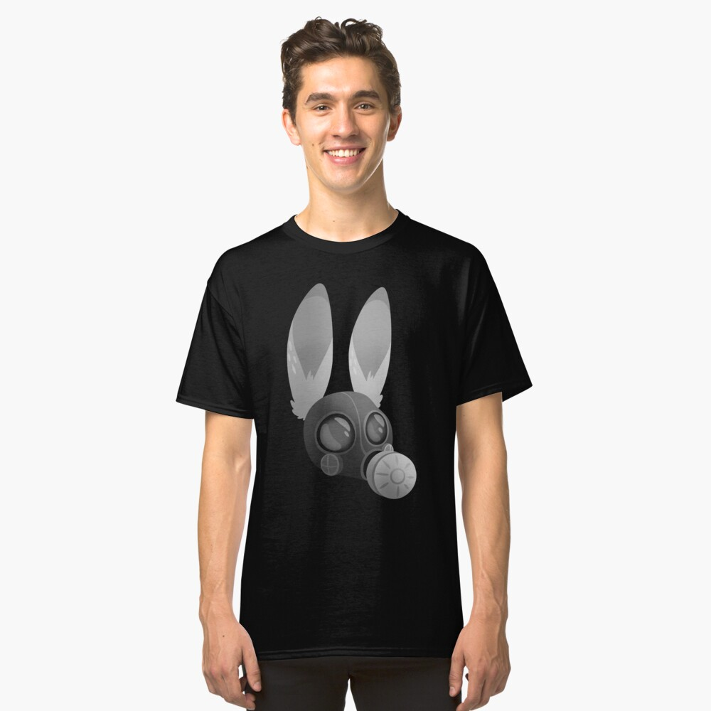 War Bunny Camiseta clásica