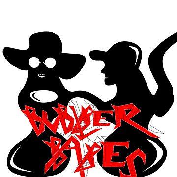 Bubbler Babes Logo by kelsdesigns