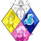 The Great Diamond Authority by AthenaVictoria