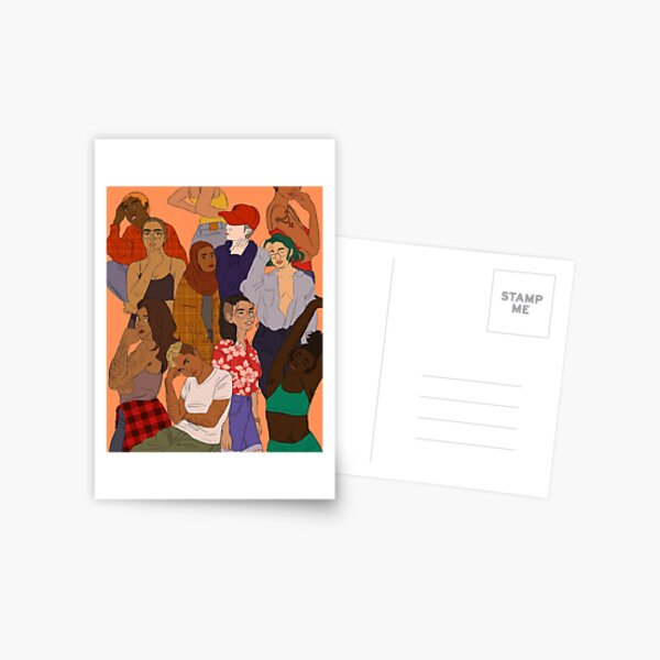 butches Postcard