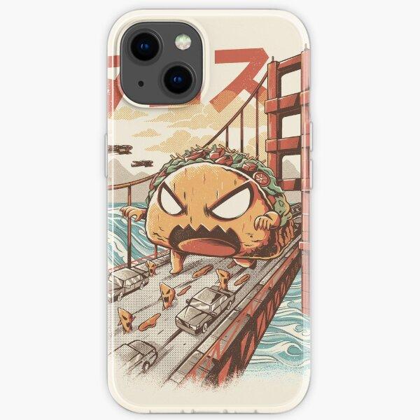 Takaiju iPhone Soft Case