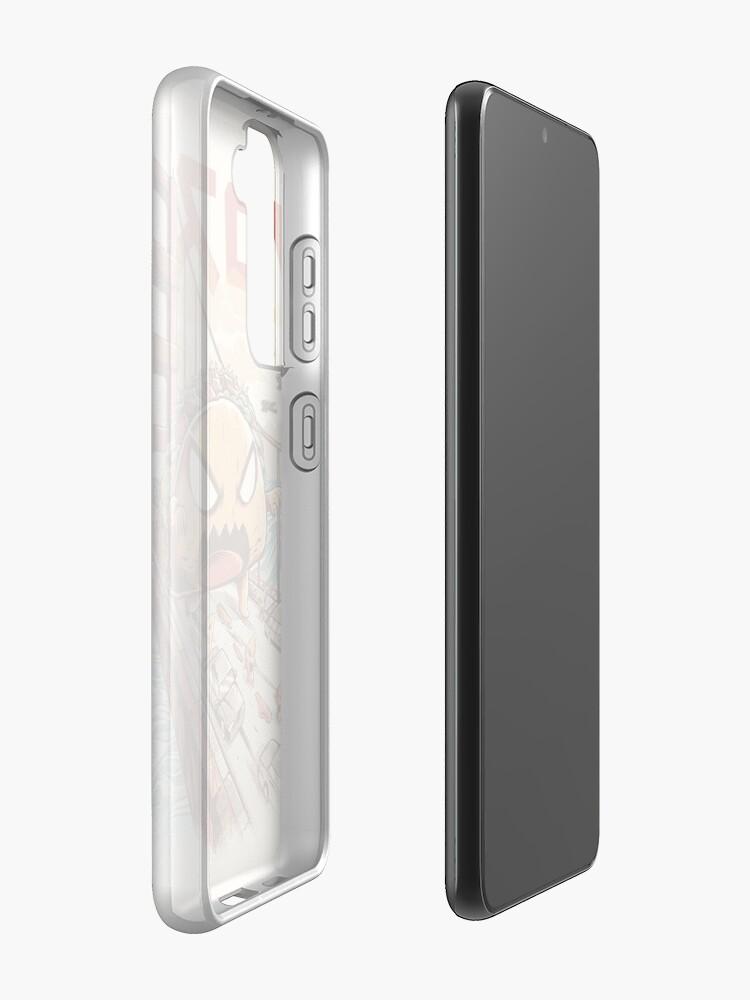 Alternate view of Takaiju Case & Skin for Samsung Galaxy