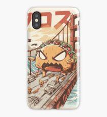 Takaiju iPhone Case