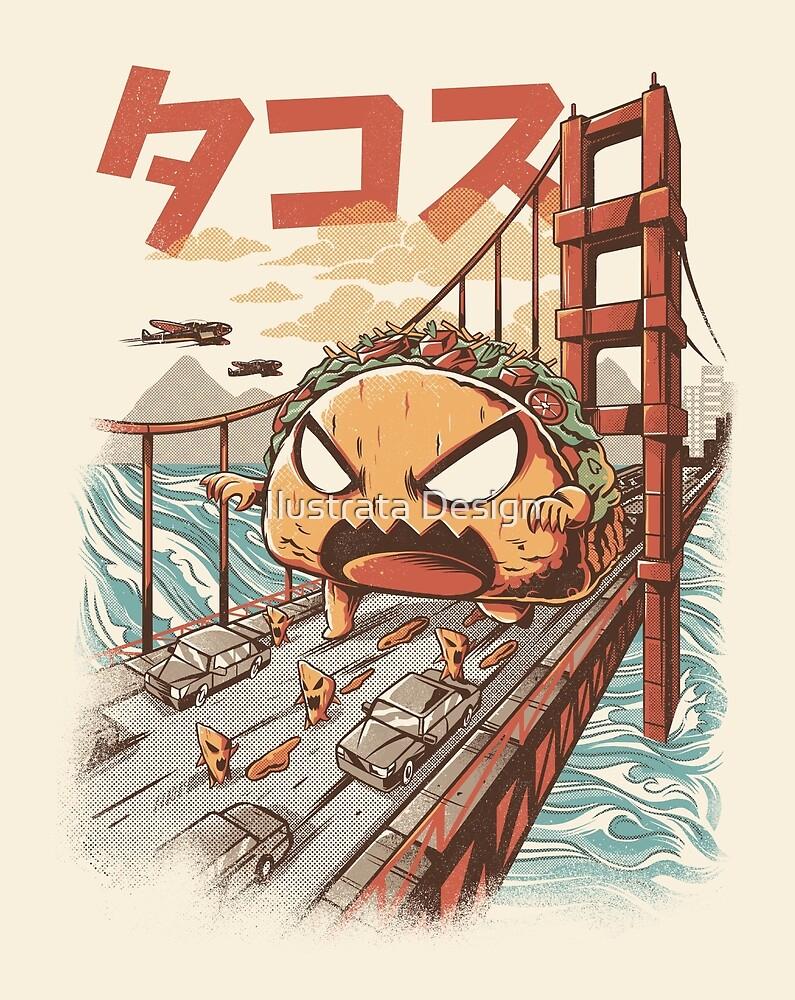 Takaiju by Ilustrata Design