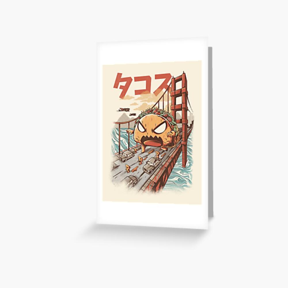 Takaiju Greeting Card