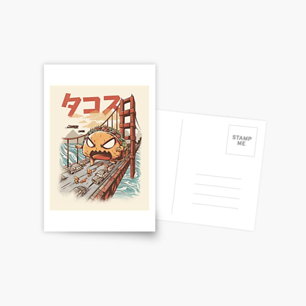 Takaiju Postcard