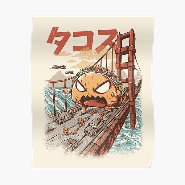 Takaiju Poster