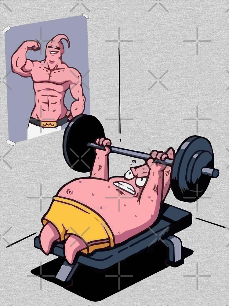 Patrick gym by Pikokk