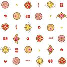 sailor moon - pattern 2 by hellolen