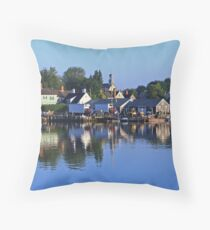 Portsmouth Banke Throw Pillow