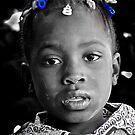 Black 'n Blue #4 by Saka