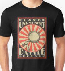 PUBG (PlayersUnknown's Battlegrounds) ww2 design Unisex T-Shirt