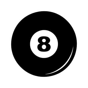 billiard ball by EK-Design24