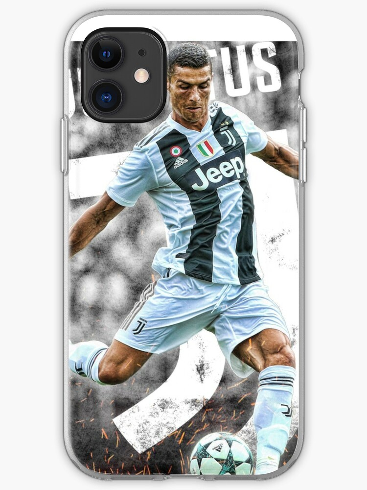Coque iphone 8 ronaldo