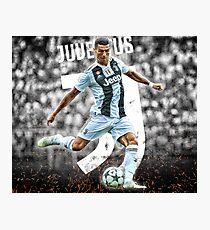 Cristiano Ronaldo Fotodruck