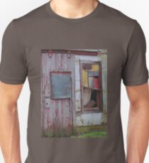 Abandoned in primary colors T-Shirt