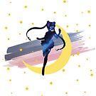 Sailor Moon - shape 1 by hellolen